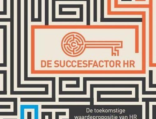 De succesfactor HR- boekbespreking