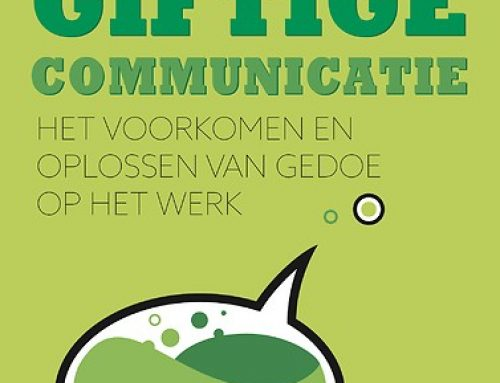 Giftige communicatie – boekbespreking